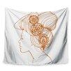 KESS InHouse Organic by Jennie Penny Wall Tapestry
