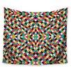 KESS InHouse Retro Grade by Danny Ivan Wall Tapestry