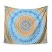 KESS InHouse Summer Mandala by Iris Lehnhardt Wall Tapestry