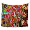 KESS InHouse Efflorescence by Ebi Emporium Wall Tapestry