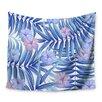 KESS InHouse Hawaiian Pattern by Marta Olga Klara Wall Tapestry