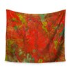 KESS InHouse Crimson Forest by Jeff Ferst Wall Tapestry