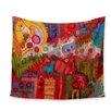 KESS InHouse Desert Under A Full Moon by Jeff Ferst Wall Tapestry