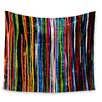 KESS InHouse Fancy Stripes by Frederic Levy-Hadida Wall Tapestry
