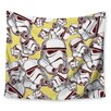 KESS InHouse Stormtrooper 1 by Juan Paolo Wall Tapestry