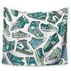 KESS InHouse Sneaker Lover III by Brienne Jepkema Wall Tapestry