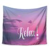 KESS InHouse Relax by Alison Coxon Wall Tapestry
