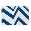 KESS InHouse ZigZag by NL Designs Memory Foam Bath Mat