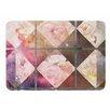 KESS InHouse Floral Universe by Suzanne Carter Memory Foam Bath Mat