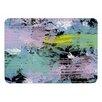 KESS InHouse Watercolor Texture by Vascular Nat Memory Foam Bath Mat