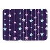 KESS InHouse Twinkle Twinkle LIttle Star by NL Designs Memory Foam Bath Mat