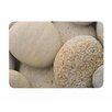 KESS InHouse River Stones by Susan Sanders Memory Foam Bath Mat