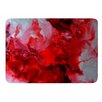 KESS InHouse Simmer by Claire Day Memory Foam Bath Mat