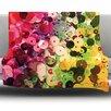 KESS InHouse Spots by Louise Machado Fleece Throw Blanket