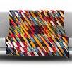 KESS InHouse Texturize by Danny Ivan Fleece Throw Blanket