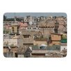 KESS InHouse Florence Italy Hillside by Nick Nareshni Memory Foam Bath Mat