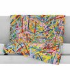 KESS InHouse More Sprinkles Fleece Throw Blanket
