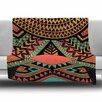 KESS InHouse PeruNative by Pom Graphic Design Fleece Blanket