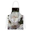 KESS InHouse Flores Blancas Artistic Apron