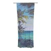 KESS InHouse Room With A View Curtain Panel (Set of 2)