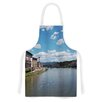 KESS InHouse Canals Of Italy Artistic Apron