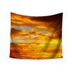 KESS InHouse Painted Sunset by Philip Brown Tapestry