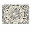 KESS InHouse Swadesi Soft Boho Mandala by Famenxt Memory Foam Bath Mat
