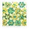 KESS InHouse Flower Garden Mosaic by Laura Nicholson Graphic Art Plaque