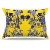 KESS InHouse Bloom Flower Pillowcase