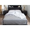 South Shore Holland Full/Queen Panel Bed with a Drawer and Headboard