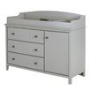 South Shore Cotton Candy Changing Table