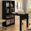 "South Shore Annexe 53.25"" W x 31.5"" D Work Table"