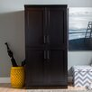 South Shore Morgan Armoire