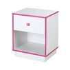 South Shore Logik 1 Drawer Nightstand