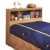 South Shore Amesbury Twin Platform Customizable Bedroom Set