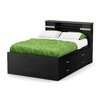 South Shore Lazer Captain Bed with Storage