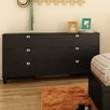 South Shore Karma 6 Drawer Dresser
