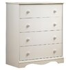 South Shore Andover 4 Drawer Chest