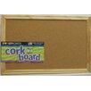 Dooley Boards Inc Wall Mounted Bulletin Board, 1' H x 1' W