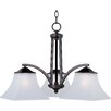 Maxim Lighting Aurora 3-Light Chandelier
