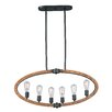 Maxim Lighting Bodega Bay 6 Light Foyer Pendant