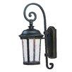 Maxim Lighting Dover 1 Light Outdoor Wall Lantern
