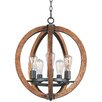 Maxim Lighting Bodega Bay5 Light Foyer Pendant