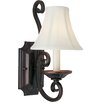 Maxim Lighting Manor 1-Light Wall Sconce with Shades