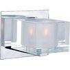 Maxim Lighting Cubic 1-Light Bath Vanity