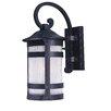 Maxim Lighting Casa Grande EE 1 Light Outdoor Wall Lantern