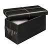 Convenience Concepts Designs4Comfort Double Collapsible Ottoman