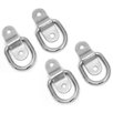 Usa Products Pro-grip Surface Mount Tie Down Ring (4 Pack)