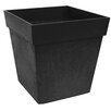 Multy Symphony Self-Watering Recycled Rubber Pot Planter - Size: 13 inch High x 12 inch Wide x 12 inch Deep - Multy Home Planters