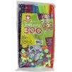 Fibre-craft Materials Corp Smart Parts Big Pack (300 Count) (Set of 3)